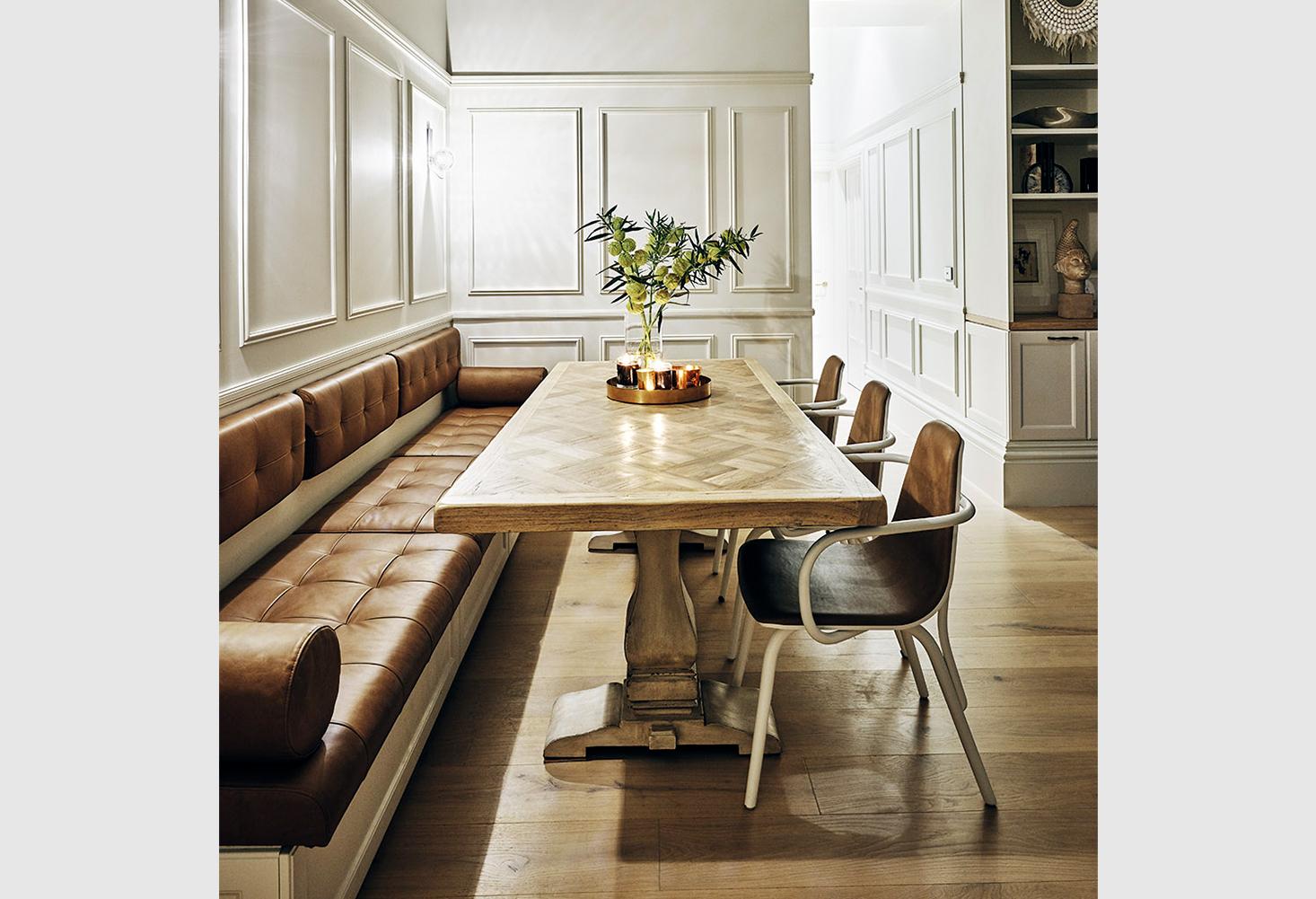 parquet Veneto, European Oak Rusticone,brushed varnished Belluno