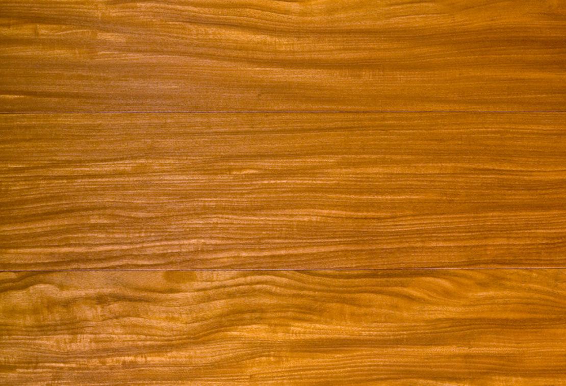 afrormosia classico verniciato oliato