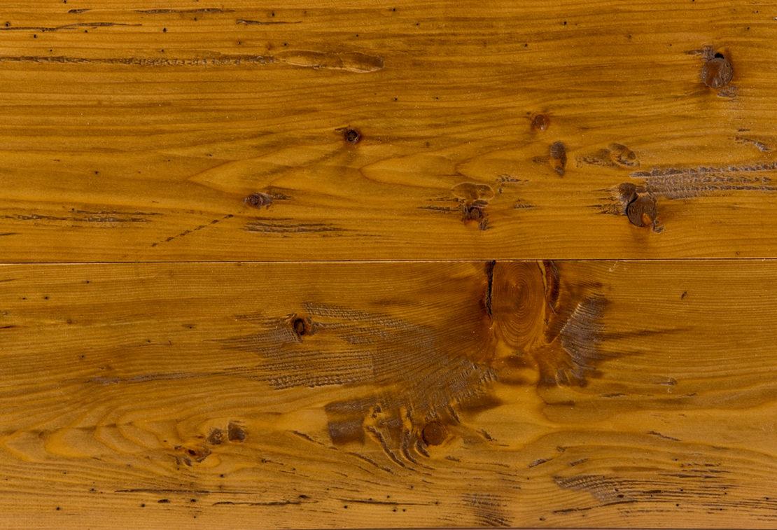 larice millennium verniciato oliato antica patina