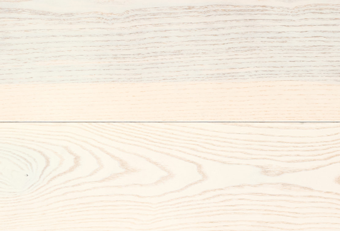 frassino classico verniciato bianco artico