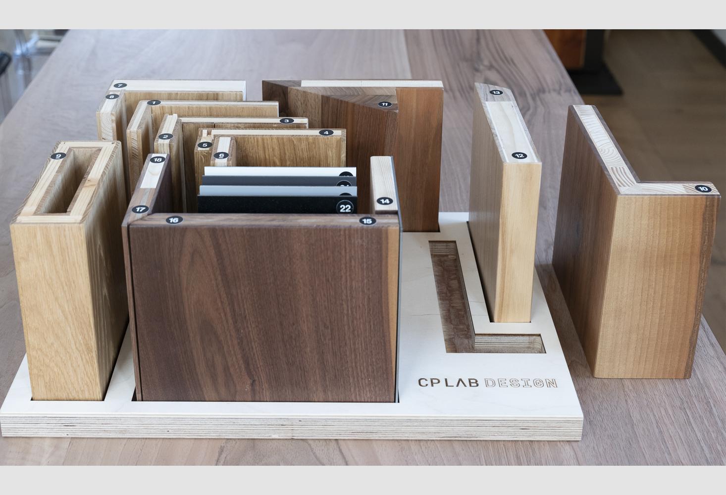 Sample forme CP LAB Design