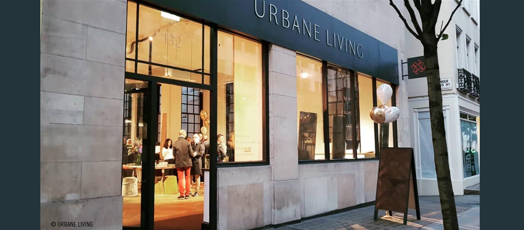 CP Parquet allo Urbane Living, Londra, Regno Unito