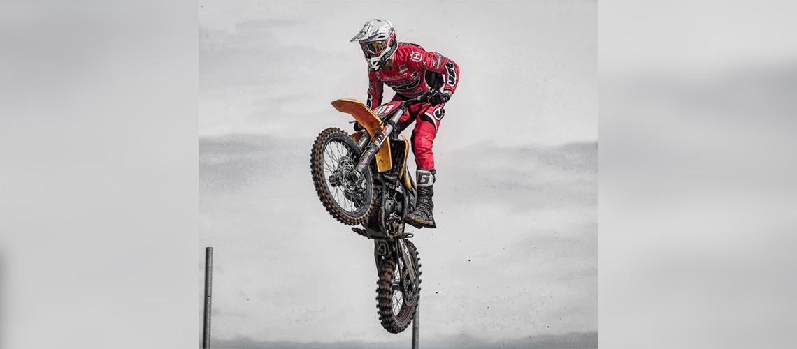 Mattia Guadagnini in testa al Campionato
