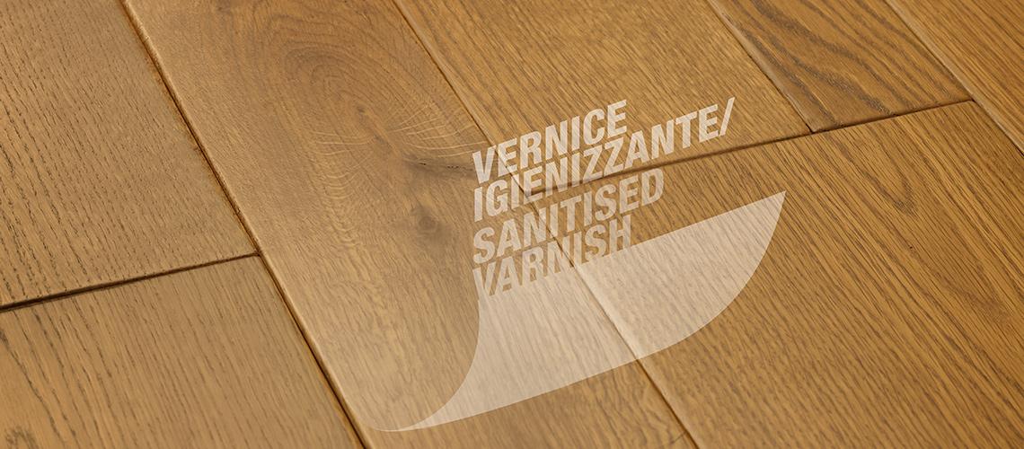 Vernice igienizzante CP Parquet