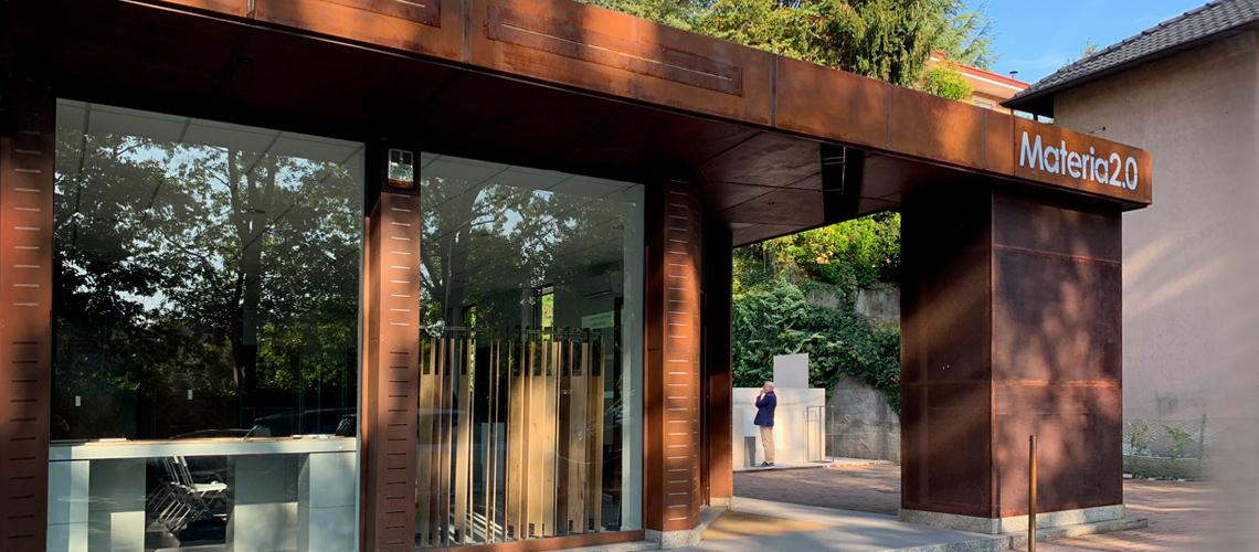CP Parquet si racconta agli architetti di Como, Italia