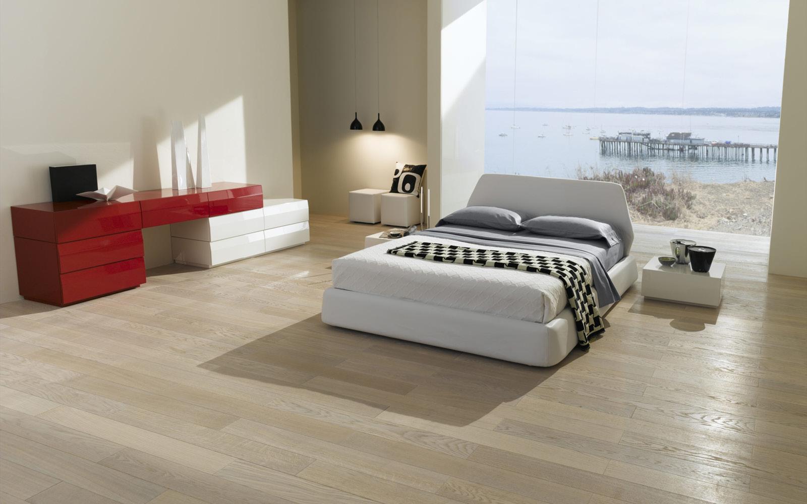Classico, Rovere Europeo Select oliato bianco 099