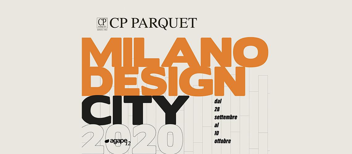 CP Parquet alla Milano Design City 2020, Milano, Italia
