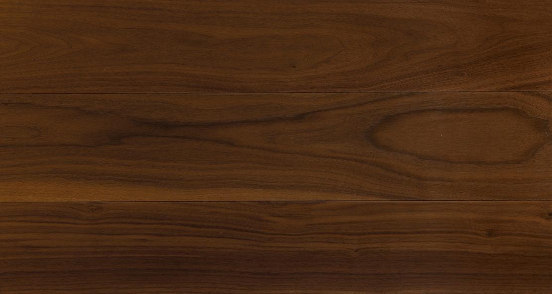 Classic varnished american walnut Milano